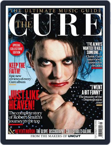 The Cure - The Ultimate Music Guide Magazine (Digital) May 20th, 2014 Issue Cover