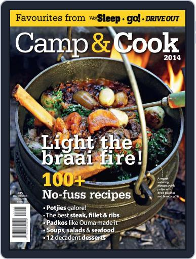 go! Camp and Cook June 4th, 2014 Digital Back Issue Cover
