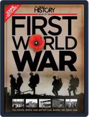 All About History Book Of The First World War Magazine (Digital) Subscription April 1st, 2016 Issue