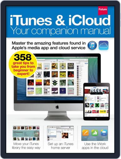 iTunes & iCloud: Your companion manual Magazine (Digital) September 10th, 2014 Issue Cover
