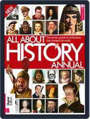 All About History Annual Magazine (Digital) Subscription January 1st, 2018 Issue