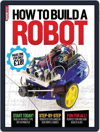 How to Build a Robot Magazine (Digital) October 27th, 2014 Issue Cover