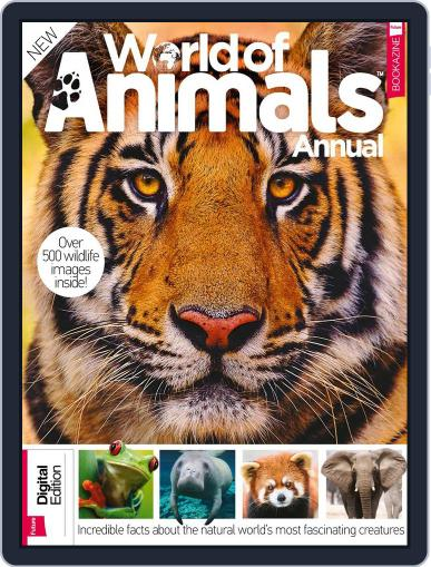 World of Animals Annual December 22nd, 2017 Digital Back Issue Cover