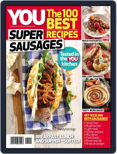 YOU Super Sausages Magazine (Digital) November 25th, 2014 Issue Cover