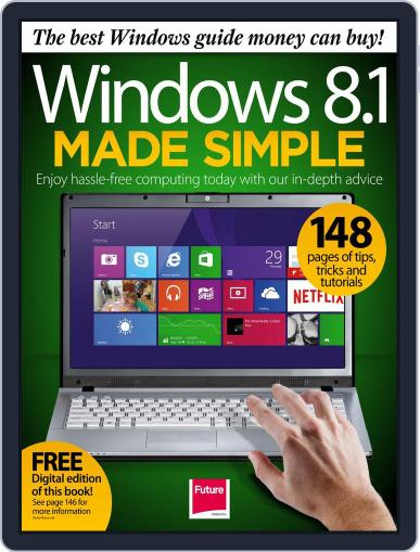 Windows 8.1 Made Simple Magazine (Digital) March 4th, 2015 Issue Cover