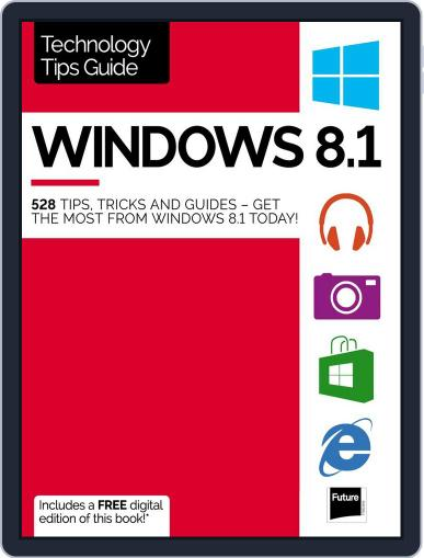 Windows 8.1 Technology Tips Guide Magazine (Digital) April 11th, 2015 Issue Cover