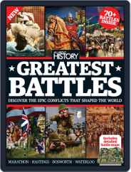 All About History Book Of Greatest Battles Magazine (Digital) Subscription November 1st, 2016 Issue