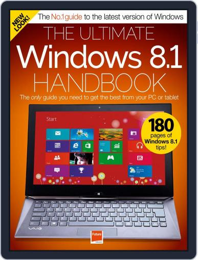 Windows 8.1 The Ultimate Handbook Magazine (Digital) May 28th, 2015 Issue Cover