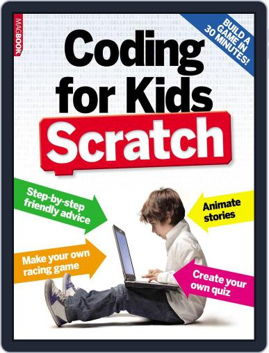 Scratch: Learn to program the easy way September 17th, 2015 Digital Back Issue Cover
