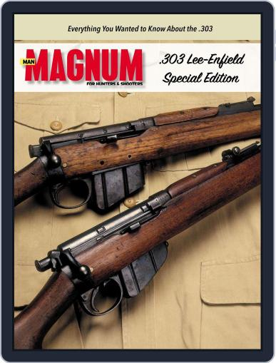 Man Magnum .303 Magazine (Digital) October 27th, 2015 Issue Cover