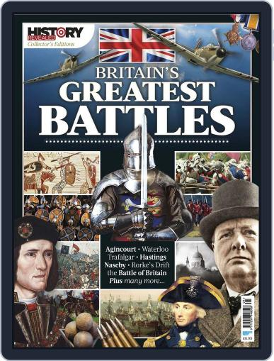 Britain's greatest battles Magazine (Digital) July 1st, 2016 Issue Cover