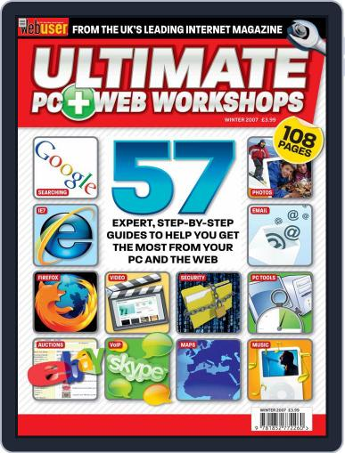Ultimate PC and Web Workshops (2007) November 2nd, 2007 Digital Back Issue Cover