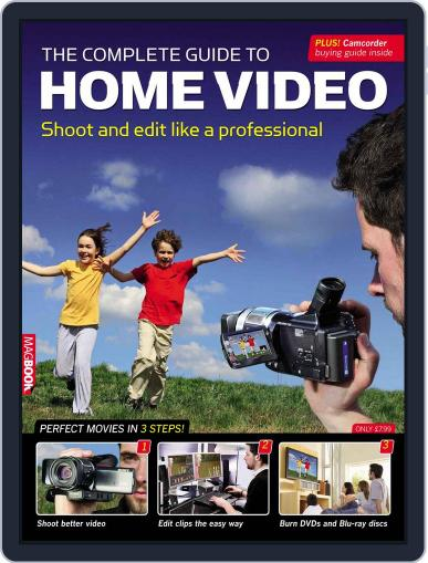 The Complete Guide to Home Video Magazine (Digital) January 15th, 2010 Issue Cover
