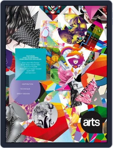 The Computer Arts Book of Inspiration May 7th, 2010 Digital Back Issue Cover