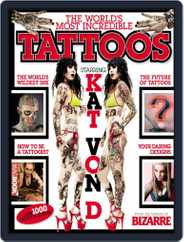Bizarre: The World's Most Incredible Tattoos Magazine (Digital) Subscription July 28th, 2010 Issue