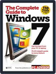 The Complete Guide To Windows 7 Magazine (Digital) Subscription November 25th, 2010 Issue