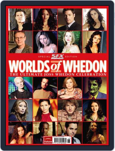 Worlds Of Whedon January 4th, 2011 Digital Back Issue Cover