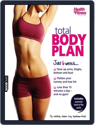 Total Body Plan Magazine (Digital) April 14th, 2011 Issue Cover