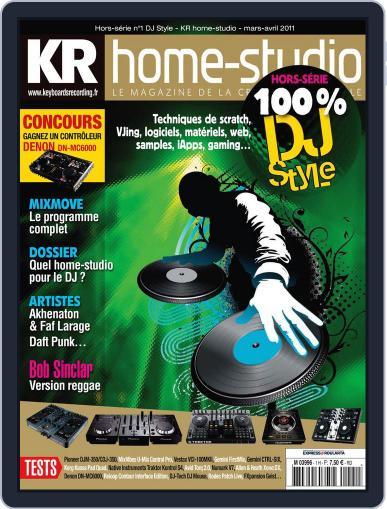 KR home-studio Hors-série February 25th, 2011 Digital Back Issue Cover