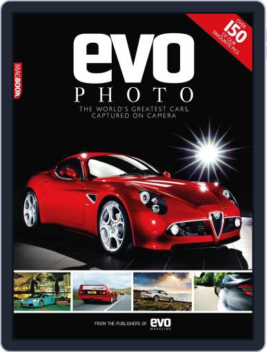 evo Photo April 13th, 2011 Digital Back Issue Cover