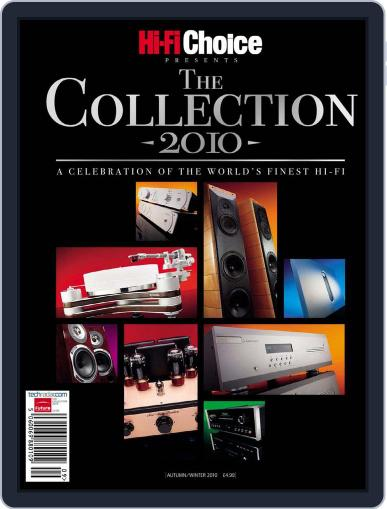 The Hi-Fi Choice 2011 Collection Magazine (Digital) March 28th, 2011 Issue Cover
