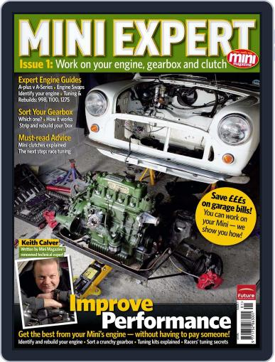 Mini Magazine: Mini Expert April 1st, 2011 Digital Back Issue Cover
