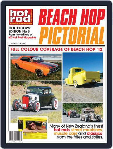 Hot Rod Beach Hop Pictorial Magazine (Digital) May 9th, 2012 Issue Cover