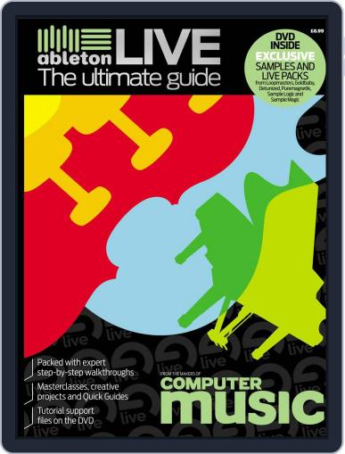 The Ultimate Guide to Ableton June 2nd, 2011 Digital Back Issue Cover