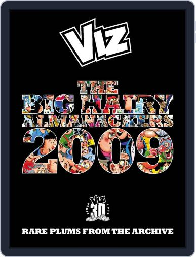 Viz: The Big Hairy Almanackers Magazine (Digital) June 17th, 2011 Issue Cover