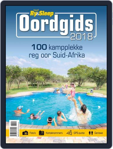 WegSleep Oordgids Magazine (Digital) January 1st, 2018 Issue Cover