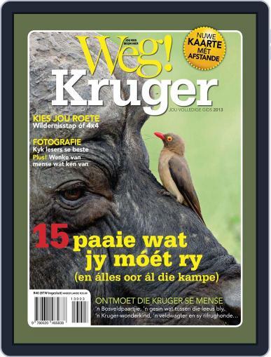 Weg! Kruger November 25th, 2012 Digital Back Issue Cover