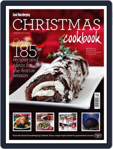 Good Housekeeping Christmas Cookbook November 1st, 2010 Digital Back Issue Cover