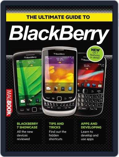 Ultimate BlackBerry Guide 4 October 1st, 2011 Digital Back Issue Cover