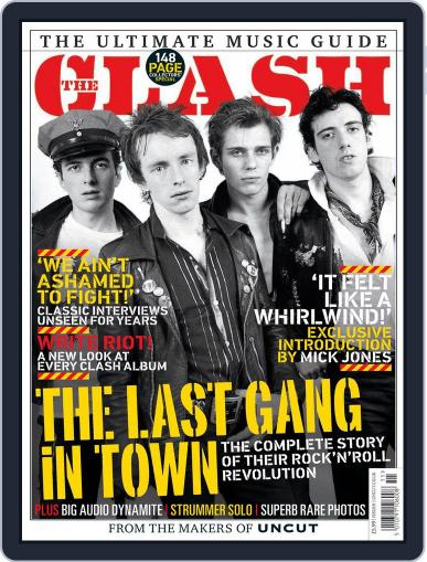 Uncut Ultimate Music Guide: The Clash Magazine (Digital) November 24th, 2011 Issue Cover