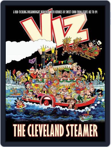 VIZ - THE CLEVELAND STEAMER July 18th, 2012 Digital Back Issue Cover