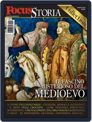 Gli speciali di Focus Storia: Medioevo December 16th, 2011 Digital Back Issue Cover