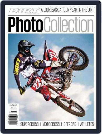Dirt Action Photo Collection December 12th, 2011 Digital Back Issue Cover