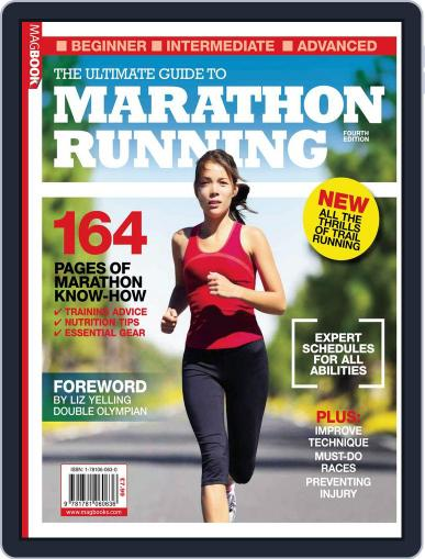 The Ultimate Guide to Marathon Running 3 Magazine (Digital) February 28th, 2013 Issue Cover