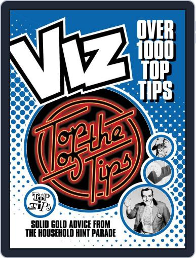 Viz: Top of the Tips December 23rd, 2011 Digital Back Issue Cover