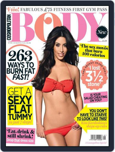 Cosmopolitan Body Magazine (Digital) January 17th, 2012 Issue Cover