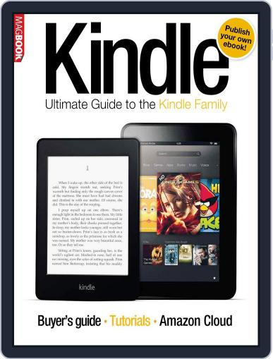 Ultimate Guide to Amazon Kindle United Kingdom February 10th, 2013 Digital Back Issue Cover