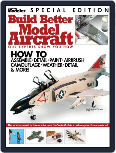 Build Better Model Aircraft March 8th, 2012 Digital Back Issue Cover