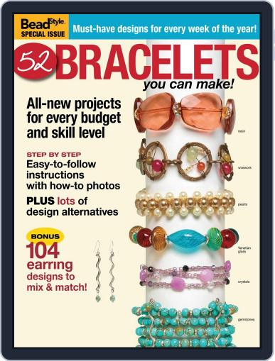 52 Bracelets Magazine (Digital) March 9th, 2012 Issue Cover