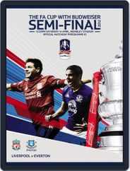 FA Cup Semi Final Liverpool v Everton Magazine (Digital) Subscription April 13th, 2012 Issue