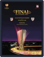 UEFA Europa League Final 2012 Magazine (Digital) Subscription May 1st, 2012 Issue