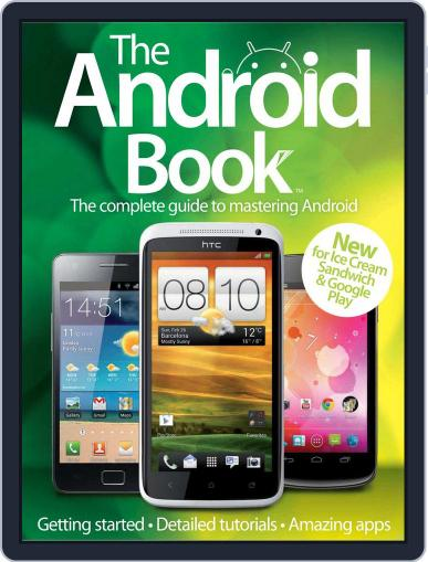 The Android Book Revised Edition May 22nd, 2012 Digital Back Issue Cover