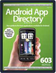 Android App Directory Vol 1 Magazine (Digital) Subscription May 22nd, 2012 Issue