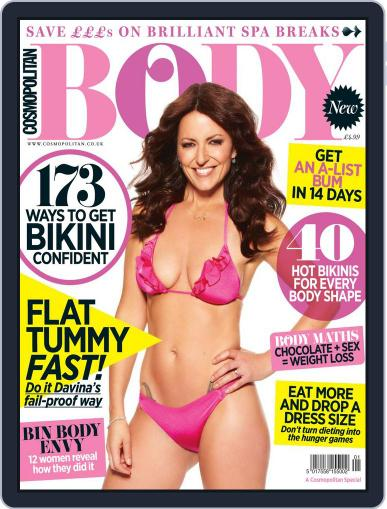 Cosmopolitan Body Special 2 Magazine (Digital) June 6th, 2012 Issue Cover