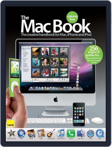 The Mac Book Vol 4 Magazine (Digital) August 10th, 2012 Issue Cover