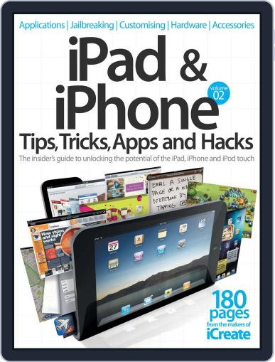 iPad & iPhone Tips, Tricks, Apps & Hacks Vol 2 July 5th, 2012 Digital Back Issue Cover